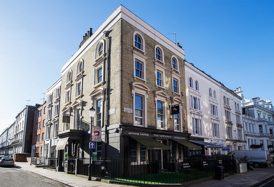 Ossington Street – Notting Hill