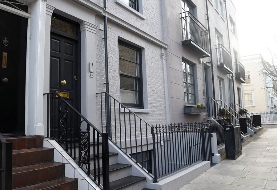 Uxbridge Street – Notting Hill W8
